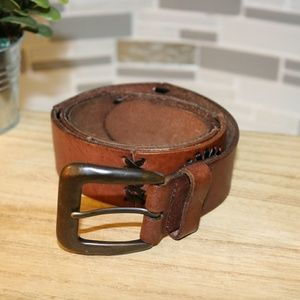 "Belt leather 41""×1.5"""